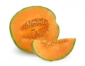 Cantaloupe, Natural Medicine for High Blood Pressure