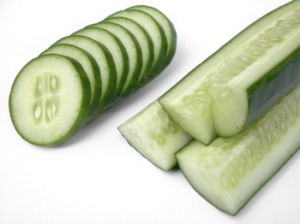 Stabilize Your High Blood Pressure Using Cucumber