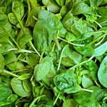 Spinach to Cure Digestive System